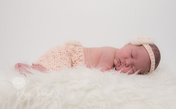 Newborn-Shooting mit Malea
