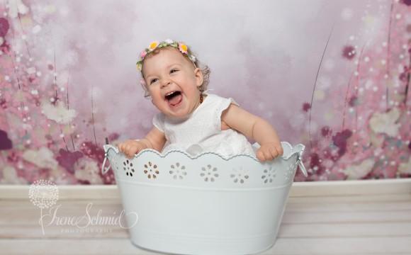 Babyfotografie ab dem 3. Monat