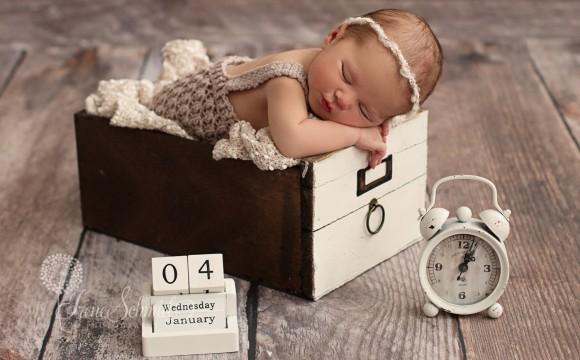 Newbornfotografie von Irene Schmid in Winterthur
