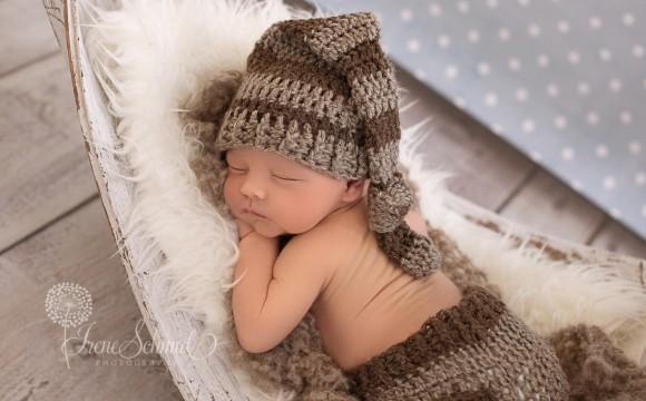 Newbornshooting in den ersten 14 Lebenstagen
