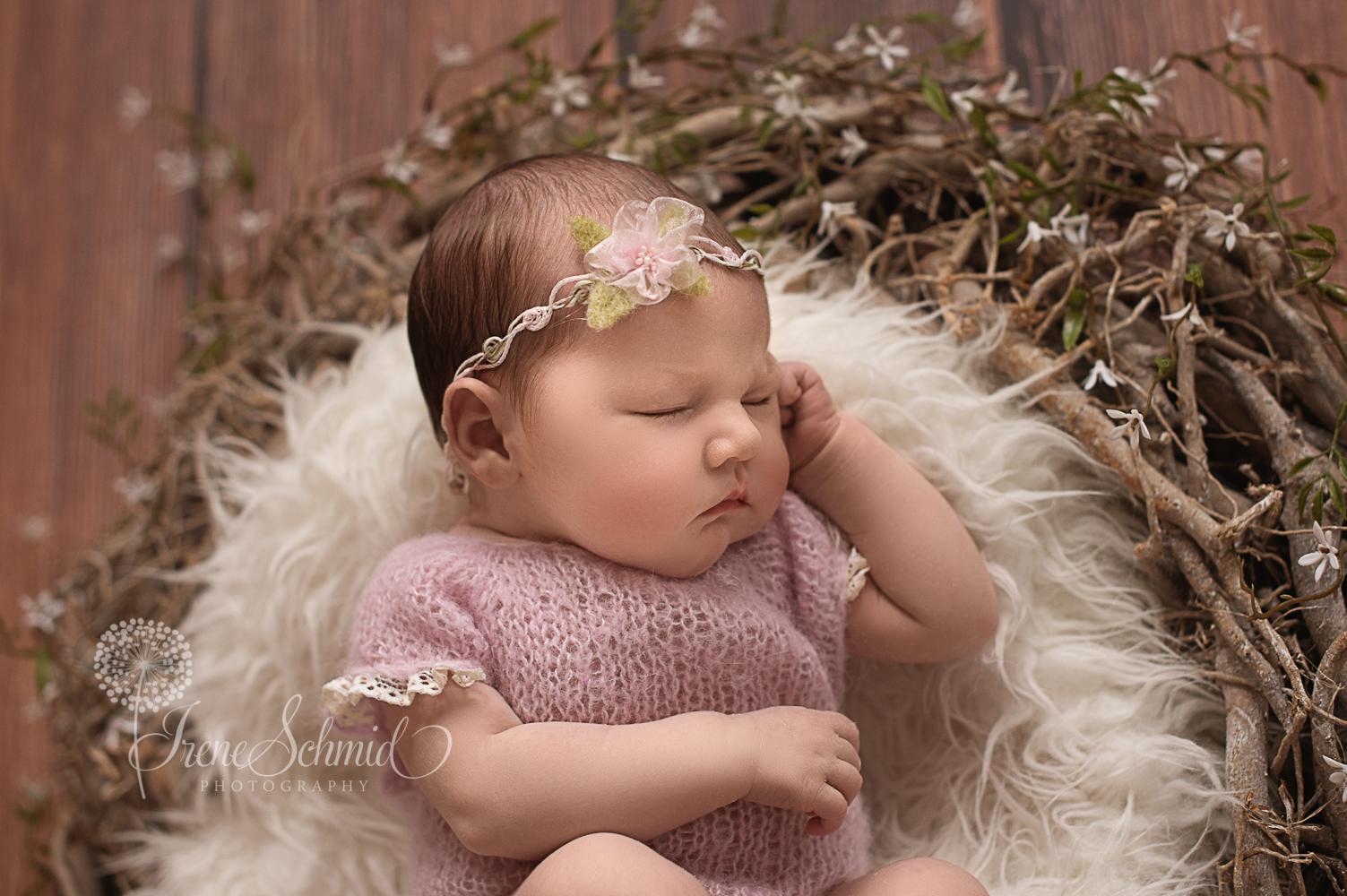 Babyfotografie in Winterthur