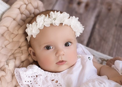 Mila  4 Monate jung