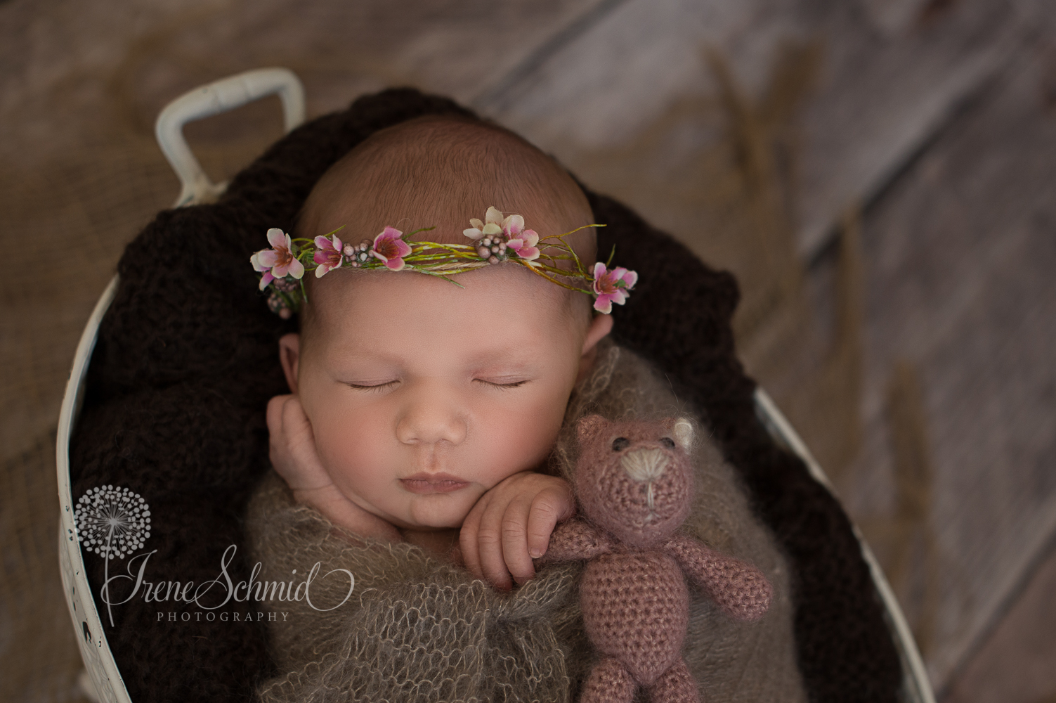 Dayanara, Mini-Newborn-Shooting - Zürich-St.Gallen-Thurgau