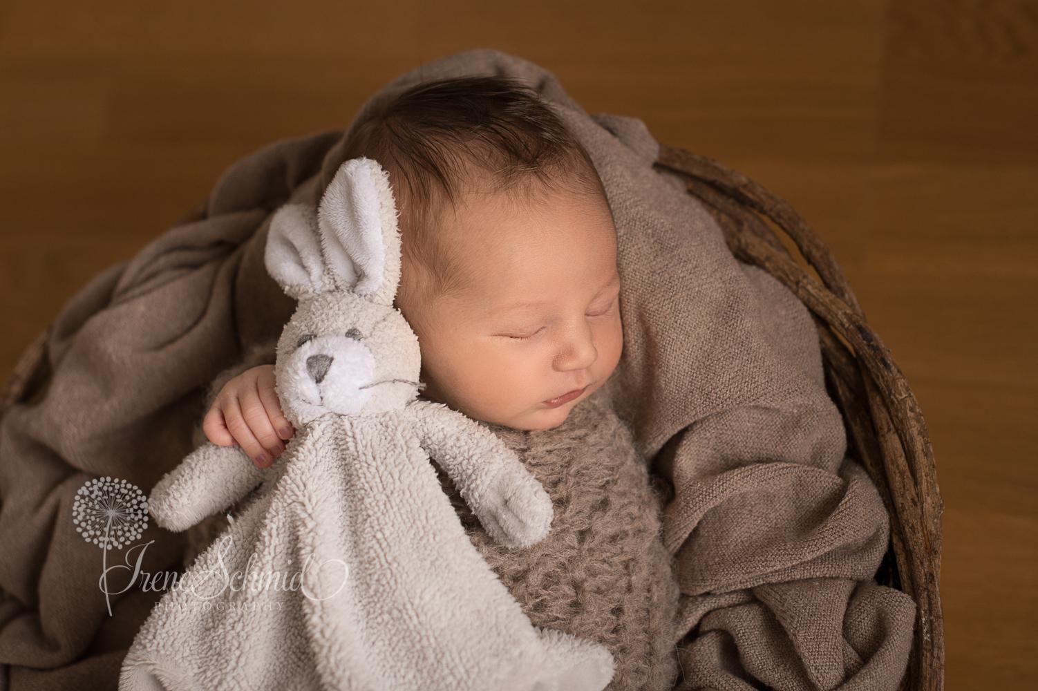 Homeshooting - Newbornshooting bei Ihnen zu Hause