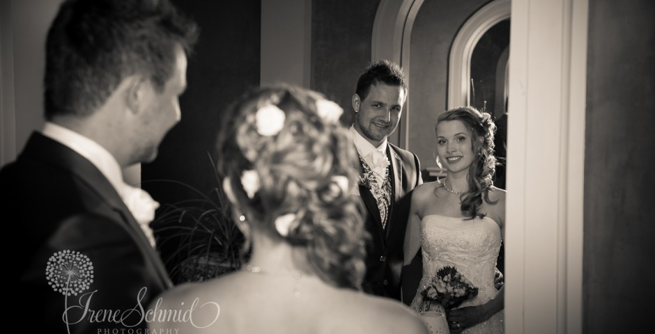 Hochzeit von Manuela und Markus