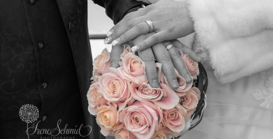 Hochzeit von Tina und Reto