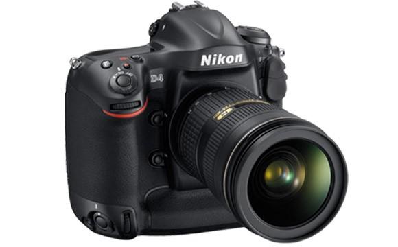 Equipment erhält Verstärkung: Nikon D4