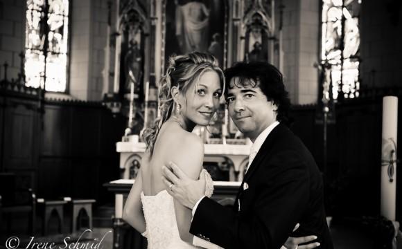 Sollte ein Hochzeitsfotograf in der Kirche blitzen?