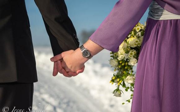 Hochzeitsfotografie mit 2 Fotografen