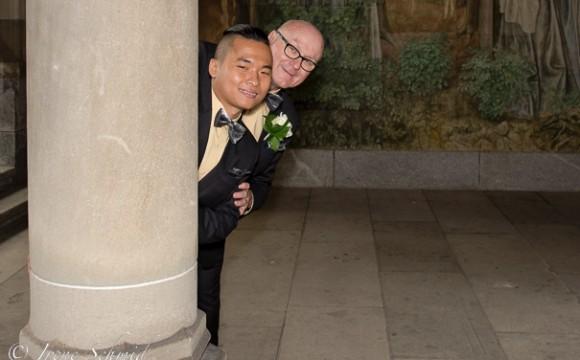 Hochzeitsfotografin für Gay & Lesbian Wedding