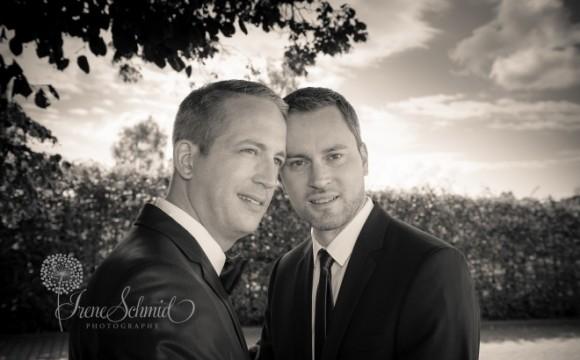 Spezialistin für gleichgeschlechtliche Hochzeiten