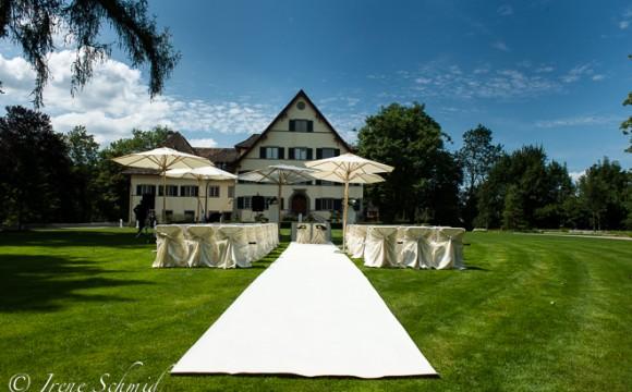 Open Air Hochzeit auf dem Bocken