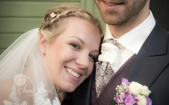 Hochzeit im Giardino Verde in Uitikon-Waldegg