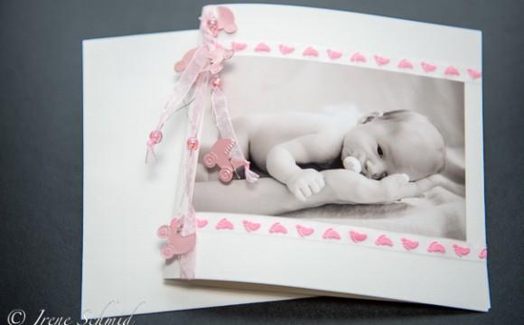 Karten für Geburtsanzeige