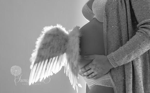 Schwangerschaftsfotografie von Irene Schmid aus Winterthur